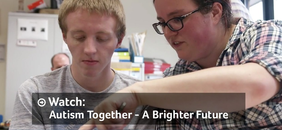 Watch Autism Together - A brighter future