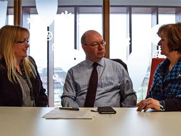 Minister Praises Inspiring Autism Champions Team