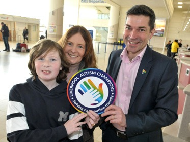 Liverpool launches ambition to be one of first autism-friendly cities