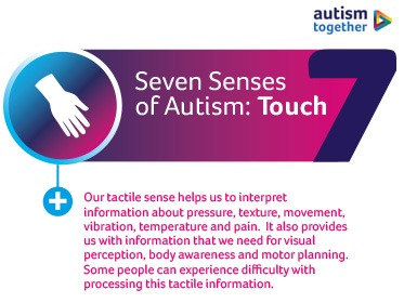 Autism and the Seven Senses: Touch