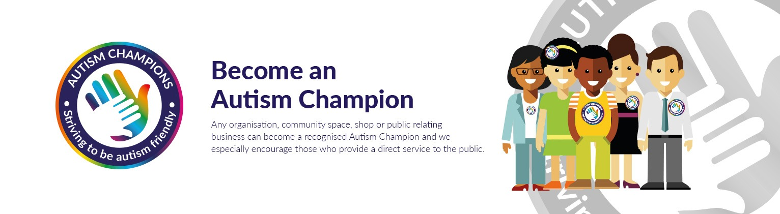 What Is The Autism Champions Scheme