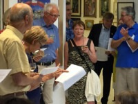 Alexander the Great visits an art auction with a difference