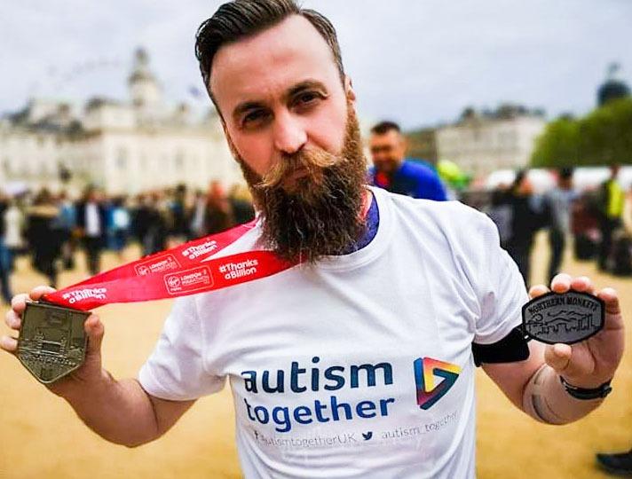 Run the London Marathon for us