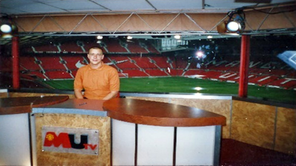 Andrew Edwards on MUTV