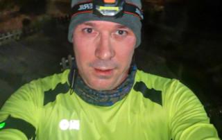 Clint Wilkinson winter training