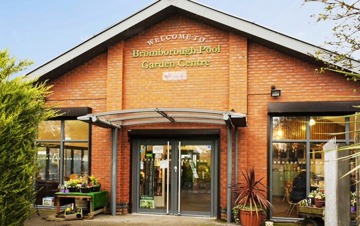 Bromborough Pool Garden Centre