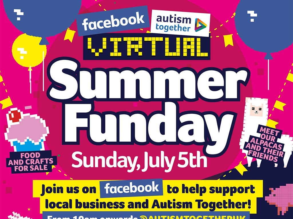 Virtual Summer Fun Day