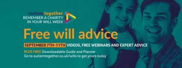 Free wills advice week