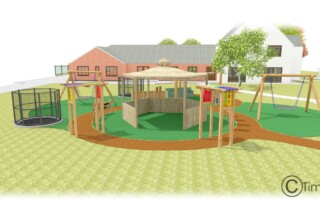 Sensory Garden plan for Raby