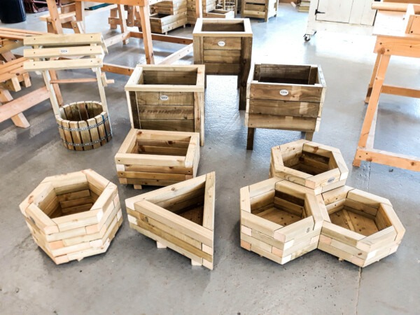 Woodworking items for sale