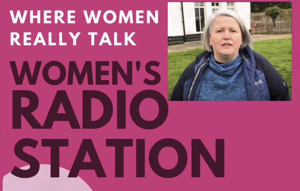 Michelle Seddon on Women's Radio Station
