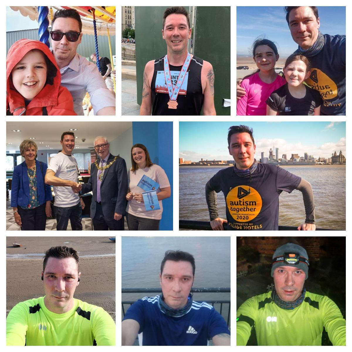Clint's Marathon Journey